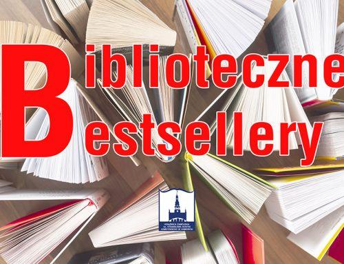 Najchętniej wypożyczane zbiory w naszej bibliotece (GRUDZIEŃ 2020)