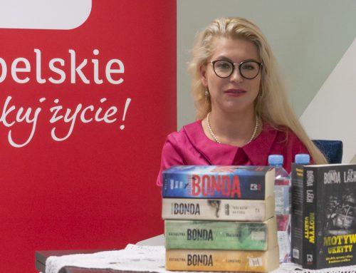 10 Zamojski Festiwal Książki – Katarzyna Bonda