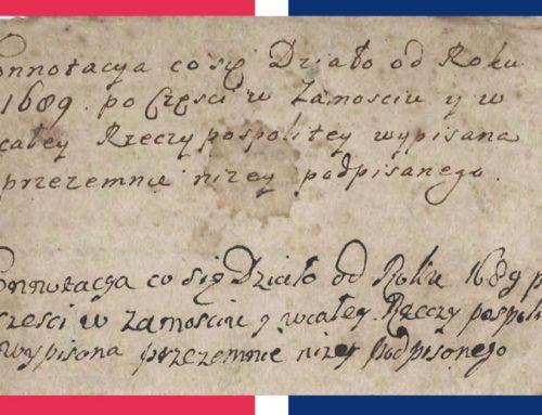 """""""Connotacya…"""" Zachariasza Arakiełowicza"""