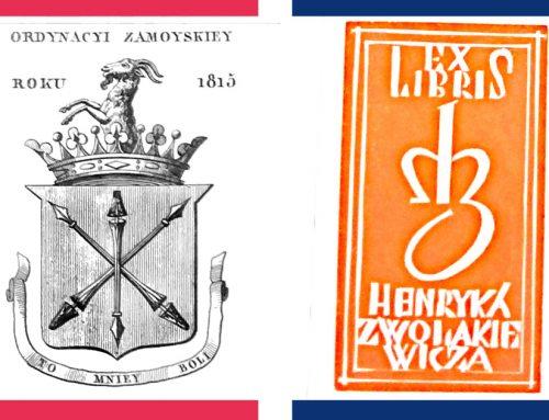Znaki własnościowe w zbiorach Książnicy Zamojskiej