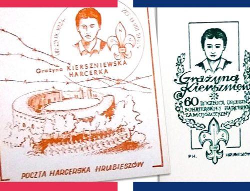 Ciekawostka filatelistyczna z Hrubieszowa