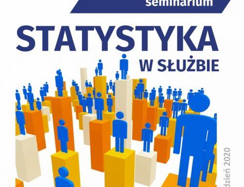 Statystyka w służbie społeczeństwu