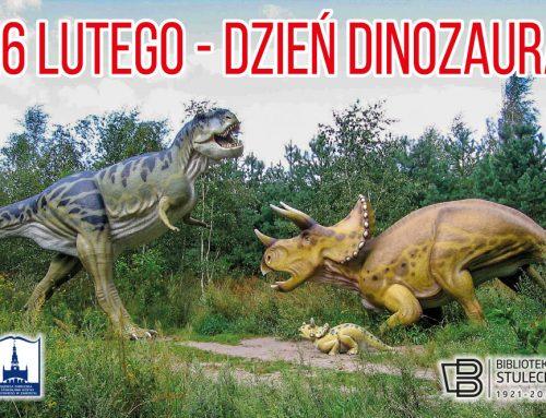 Dzień Dinozaura – wystawa