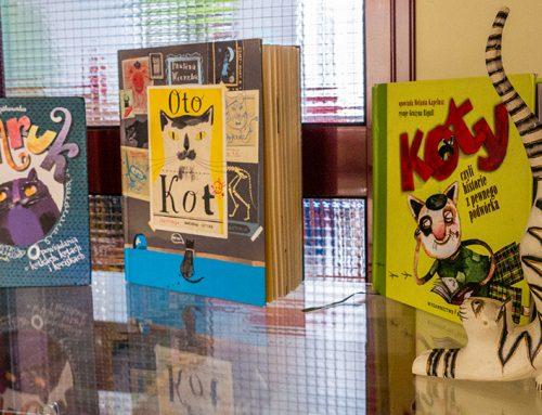 Światowy Dzień Kota – wystawa