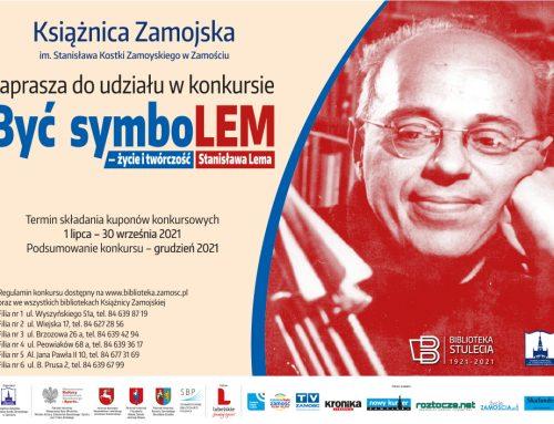 """""""Być symboLEM"""" – życie i twórczość Stanisława Lema"""