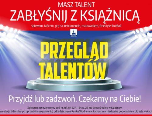 Przegląd talentów