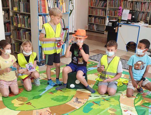 Kalambury, czyli gry i zabawy biblioteczne