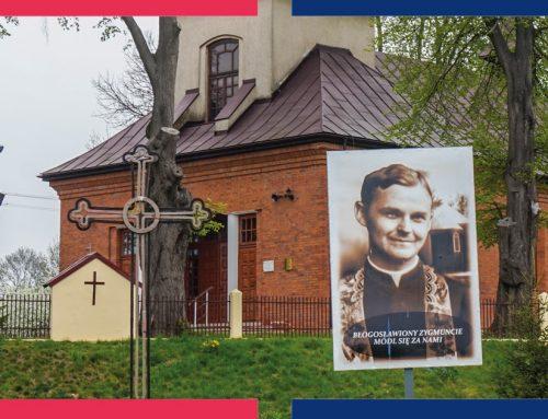 Błogosławiony z parafii Gdeszyn