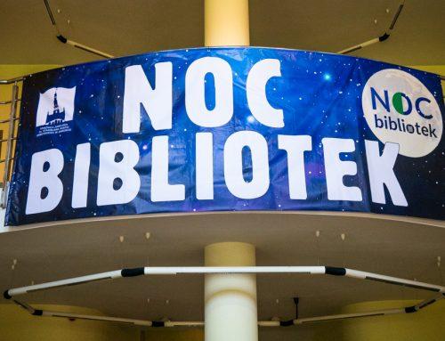 CZYTANIE WZMACNIA – Noc Bibliotek 2021