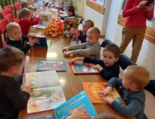 Wycieczka 4 latków z Miejskiego Przedszkola nr 6 w Zamościu (Filia nr 6, 29.09.2021)